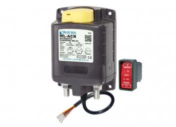 Relais de sécurité charge automatique 500 A / 12 V
