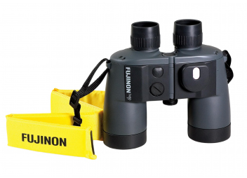 Jumelles avec compas FUJINON WPC-XL / 7x50