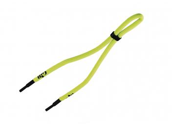 Lanières pour lunettes de soleil flottantes / jaune fluo