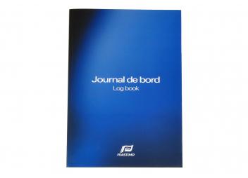 Journal de bord bilingue Anglais/Français