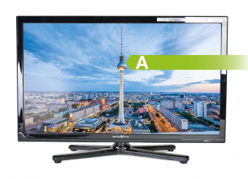 Reflexion - Téléviseur LED 22 pouces / DVB-T2 / avec antenne