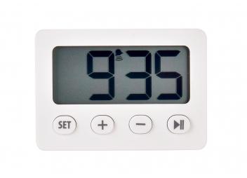 Horloge-réveil avec chronomètre