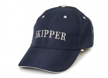 Casquette SKIPPER / bleu marine