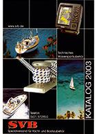 Catalogue SVB 2003