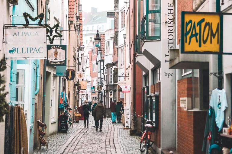Brême - une ville hanséatique aux traditions nautiques