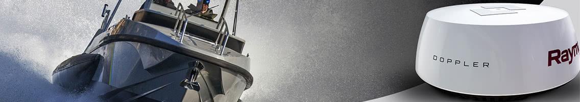 Antenne Radar Doppler QUANTUM 2