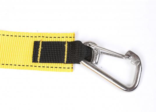 Topclimber® permet de monter seul au mât avec une chaise. Utilisation facile. Charge de travail maxi : 200 kg  (Image 7 de 9)