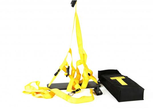 Topclimber® permet de monter seul au mât avec une chaise. Utilisation facile. Charge de travail maxi : 200 kg  (Image 4 de 9)