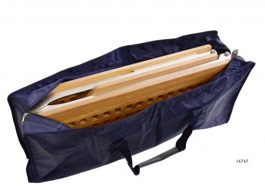 Ces passerelles en bois sont non seulement magnifiques, mais aussi pratiques et innovantes.  (Image 6 de 8)
