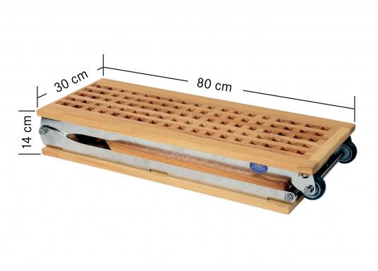 Ces passerelles en bois sont non seulement magnifiques, mais aussi pratiques et innovantes.  (Image 8 de 8)