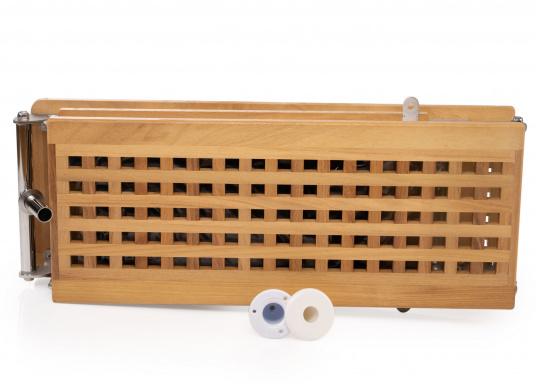 Ces passerelles en bois sont non seulement magnifiques, mais aussi pratiques et innovantes.  (Image 4 de 8)