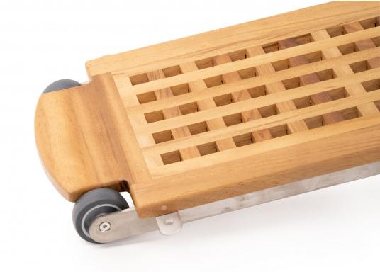 Ces passerelles en bois sont non seulement magnifiques, mais aussi pratiques et innovantes.  (Image 3 de 8)