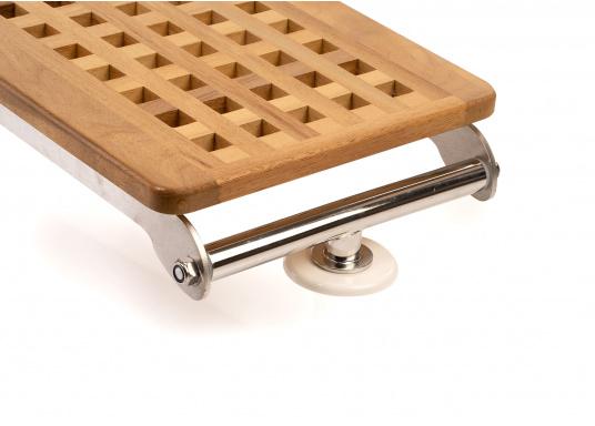 Ces passerelles en bois sont non seulement magnifiques, mais aussi pratiques et innovantes.  (Image 2 de 8)