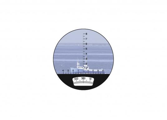 Les jumelles SEATEC TARGET 7x50 sont spécialement destinées à l'usage en mer.   (Image 8 de 13)