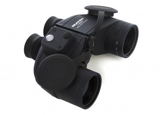 Les jumelles SEATEC TARGET 7x50 sont spécialement destinées à l'usage en mer.   (Image 10 de 13)