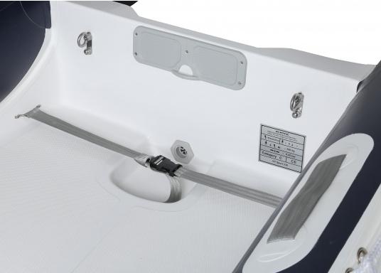 Performance, sécurité et confort : Le SEATEC GT SPORT 330 est le semi-rigide idéal pour tous les plaisanciers passionnés. Pêche, balades ou plongée, le GT SPORT 330 s'adapte à toutes les activités ! (Image 8 de 10)