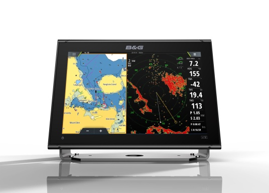 """Muni de fonctions de navigation innovantes et primées, la nouvelle gamme d'écran multifonction Vulcan de B&G est une référence pour tout les marins. Il est caractérisé par un écran tactile 12"""", un GPS intégré, le WiFi, des technologies de sonar avancées. Transducteur non inclus. (Image 5 de 15)"""