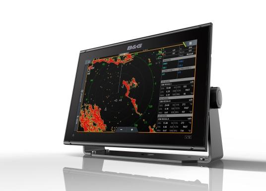 """Muni de fonctions de navigation innovantes et primées, la nouvelle gamme d'écran multifonction Vulcan de B&G est une référence pour tout les marins. Il est caractérisé par un écran tactile 12"""", un GPS intégré, le WiFi, des technologies de sonar avancées. Transducteur non inclus. (Image 3 de 15)"""