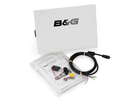 """Muni de fonctions de navigation innovantes et primées, la nouvelle gamme d'écran multifonction Vulcan de B&G est une référence pour tout les marins. Il est caractérisé par un écran tactile 12"""", un GPS intégré, le WiFi, des technologies de sonar avancées. Transducteur non inclus. (Image 14 de 15)"""