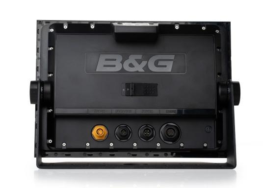 """Muni de fonctions de navigation innovantes et primées, la nouvelle gamme d'écran multifonction Vulcan de B&G est une référence pour tout les marins. Il est caractérisé par un écran tactile 12"""", un GPS intégré, le WiFi, des technologies de sonar avancées. Transducteur non inclus. (Image 13 de 15)"""