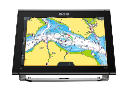 """Muni de fonctions de navigation innovantes et primées, la nouvelle gamme d'écran multifonction Vulcan de B&G est une référence pour tout les marins. Il est caractérisé par un écran tactile 12"""", un GPS intégré, le WiFi, des technologies de sonar avancées. Transducteur non inclus. (Image 1 de 15)"""