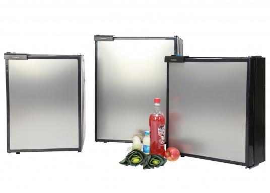 Réfrigérateur à compresseur innovant CRE-50 DOMETIC. Solution de 2-en-1 grâce à compartiment congélateur amovible, qui permet le stockage de produit supplémentaires. L'électronique intelligent contrôle la vitesse du compresseur ; de cette manière, la consommation d'énergie est réduite de 25% (Image 3 de 10)