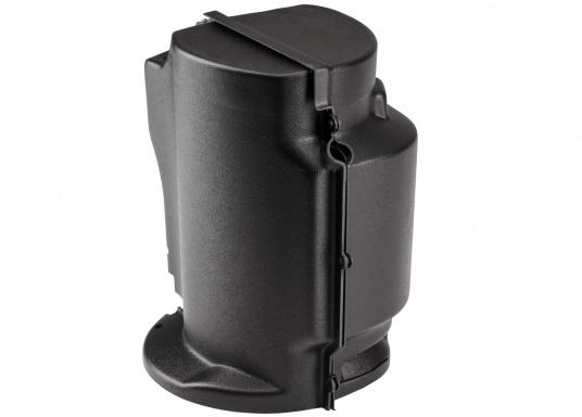 Système d'air conditionné complet, compact et livré prêt à l'installation. Il comprend une isolasion acoustique et un pupitre de contrôle à écran tactile. (Image 3 de 6)