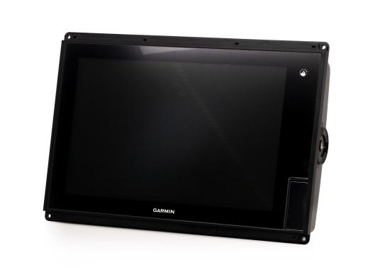 """Le GPS tactile intuitif GPSMAP 1222 Plus est lumineux et facile à lire même en plein soleil grâce à l'antireflet. La fonction d'affichage des cartes de l'écran tactile 12"""" est facile à utiliser et s'intègre parfaitement à votre système marin Garmin. (Image 5 de 12)"""