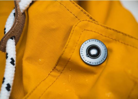 Cette élégante veste NILAS de Marinepool vous protège du vent et de la pluie. Avec la doublure fourrée, cette veste deux-couches vous garde au chaud. (Image 13 de 14)