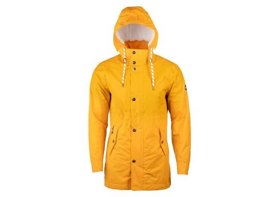 Cette élégante veste NILAS de Marinepool vous protège du vent et de la pluie. Avec la doublure fourrée, cette veste deux-couches vous garde au chaud. (Image 10 de 14)