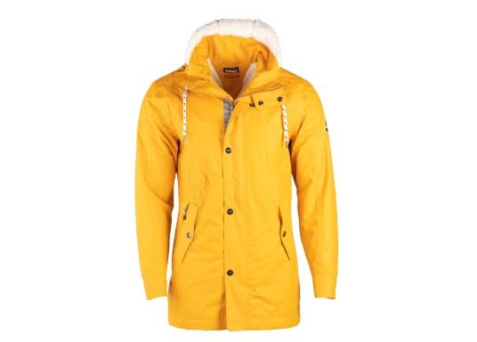 Cette élégante veste NILAS de Marinepool vous protège du vent et de la pluie. Avec la doublure fourrée, cette veste deux-couches vous garde au chaud. (Image 9 de 14)