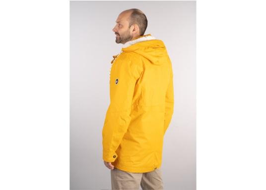 Cette élégante veste NILAS de Marinepool vous protège du vent et de la pluie. Avec la doublure fourrée, cette veste deux-couches vous garde au chaud. (Image 3 de 14)