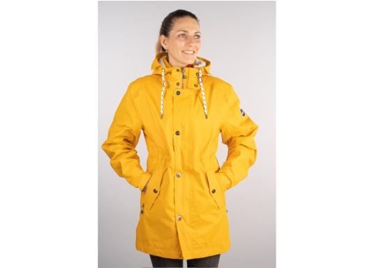 Cette élégante veste NILAS de Marinepool vous protège du vent et de la pluie. Avec la doublure fourrée, cette veste deux-couches vous garde au chaud. (Image 2 de 14)