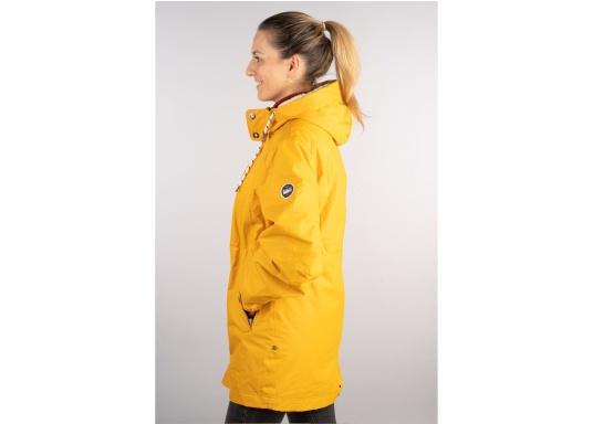 Cette élégante veste NILAS de Marinepool vous protège du vent et de la pluie. Avec la doublure fourrée, cette veste deux-couches vous garde au chaud. (Image 4 de 14)
