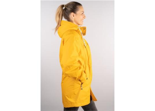 Cette élégante veste NILAS de Marinepool vous protège du vent et de la pluie. Avec la doublure fourrée, cette veste deux-couches vous garde au chaud. (Image 6 de 14)
