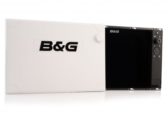 Le Zeus³ de B&G est un traceur facile à utiliser, destiné à la navigation au large et à la régate. L'écran tactile 12 pouces est au service d'une électronique puissante avec de nombreuses fonctions spécialement conçues pour la navigation à la voile. (Image 6 de 9)