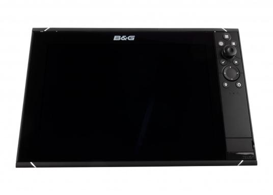 Le Zeus³ de B&G est un traceur facile à utiliser, destiné à la navigation au large et à la régate. L'écran tactile 12 pouces est au service d'une électronique puissante avec de nombreuses fonctions spécialement conçues pour la navigation à la voile. (Image 3 de 9)