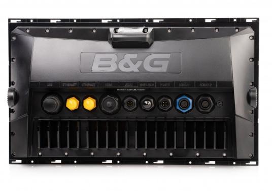 Le Zeus³ de B&G est un traceur facile à utiliser, destiné à la navigation au large et à la régate. L'écran tactile 12 pouces est au service d'une électronique puissante avec de nombreuses fonctions spécialement conçues pour la navigation à la voile. (Image 8 de 9)