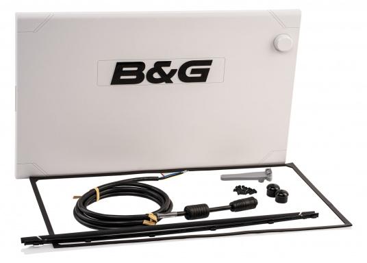 Le Zeus³ de B&G est un traceur facile à utiliser, destiné à la navigation au large et à la régate. L'écran tactile 12 pouces est au service d'une électronique puissante avec de nombreuses fonctions spécialement conçues pour la navigation à la voile. (Image 9 de 9)
