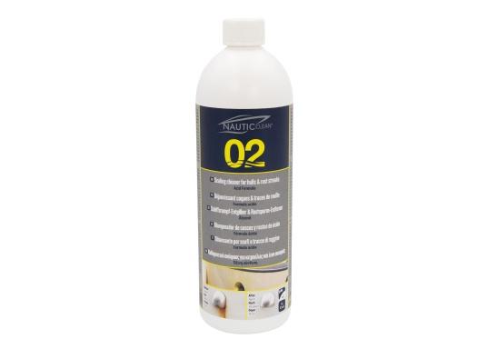 Le déjaunissant coque NAUTIC CLEAN est idéal pour restaurer et raviver le gelcoat très rapidement. (Image 2 de 2)