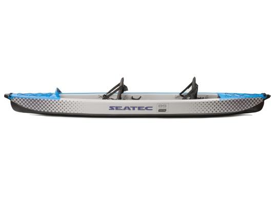 Partez à la découverte d'aspects inexplorés de la nature à bord des kayaks gonflable SEATEC. (Image 3 de 12)