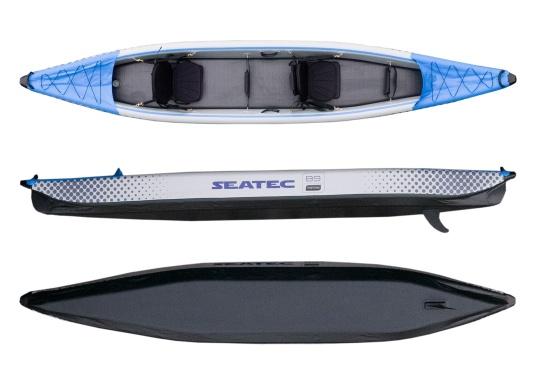 Partez à la découverte d'aspects inexplorés de la nature à bord des kayaks gonflable SEATEC. (Image 4 de 12)