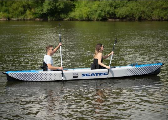 Partez à la découverte d'aspects inexplorés de la nature à bord des kayaks gonflable SEATEC. (Image 2 de 12)