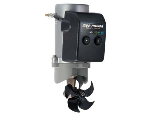 Le SE40 de Side Power, avec son design compact et sa puissance importante, est impressionnant d'efficacité. (Image 1 de 1)