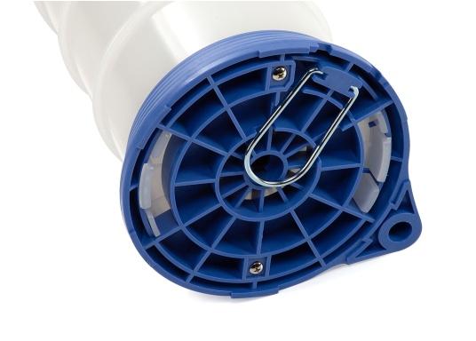 Pompe de vidange universelle, facile à utiliser, pour huiles, eau et autres liquides. Actionnez la pompe en élevant et en abaissant la poignée. En quelques instants, un vide se créé qui aspire le liquide dans le réceptacle de la pompe. Volume : 4,0 l. (Image 5 de 6)