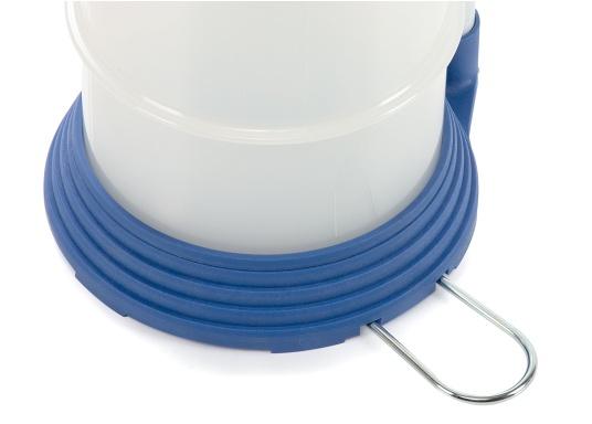 Pompe de vidange universelle, facile à utiliser, pour huiles, eau et autres liquides. Actionnez la pompe en élevant et en abaissant la poignée. En quelques instants, un vide se créé qui aspire le liquide dans le réceptacle de la pompe. Volume : 6,5 l. (Image 6 de 6)